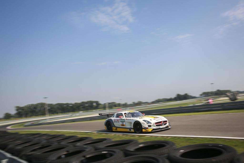 ADAC GT Masters 2014Slovakiaring