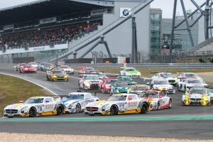 VLN Langstreckenmeisterschaft Nürburgring - 1. Lauf 2015Foto: Gruppe C GmbH