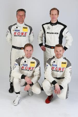VLN Langstreckenmeisterschaft Nürburgring - 1. Lauf 2015 Foto: Gruppe C GmbH